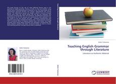 Обложка Teaching English Grammar through Literature
