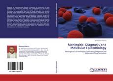 Bookcover of Meningitis- Diagnosis  and Molecular Epidemiology