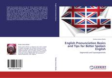 Portada del libro de English Pronunciation Basics and Tips for Better Spoken English