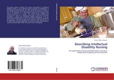 Bookcover of Describing Intellectual Disability Nursing