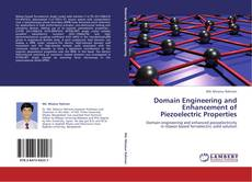 Обложка Domain Engineering and Enhancement of Piezoelectric Properties