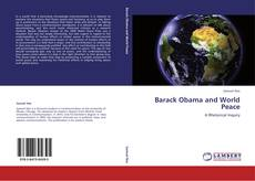 Bookcover of Barack Obama and World Peace