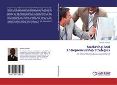 Bookcover of Marketing And Entrepreneurship Strategies