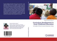 Capa do livro de Curriculum Development in Early Childhood Education