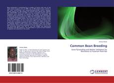 Common Bean Breeding的封面