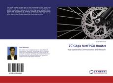 Bookcover of 20 Gbps NetFPGA Router