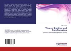 Bookcover of Women, Tradition and Transformation