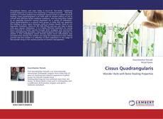 Portada del libro de Cissus Quadrangularis