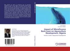 Couverture de Impact of Microfinance Bank Loan on Aquaculture Development, Nigeria