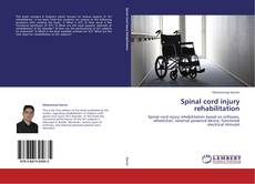 Buchcover von Spinal cord injury rehabilitation