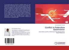 Copertina di Conflict in Federalism Governance: