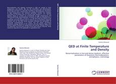 Bookcover of QED at Finite Temperature and Density