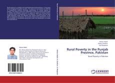 Portada del libro de Rural Poverty in the Punjab Province, Pakistan
