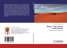 Copertina di Waqf - The Islamic Endowment