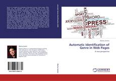 Bookcover of Automatic Identification of Genre in Web Pages