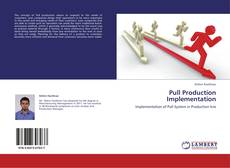 Bookcover of Pull Production Implementation