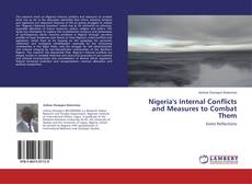 Обложка Nigeria's Internal Conflicts and Measures to Combat Them