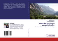 Buchcover von Medicine Hunting in Mandakini valley