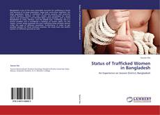 Bookcover of Status of Trafficked Women in Bangladesh