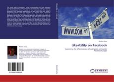 Bookcover of Likeability on Facebook