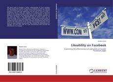 Capa do livro de Likeability on Facebook