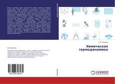 Химическая термодинамика的封面
