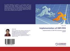 Bookcover of Implementation of ERP-FIFO