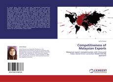 Bookcover of Competitiveness of Malaysian Exports
