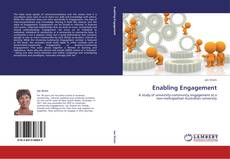 Bookcover of Enabling Engagement