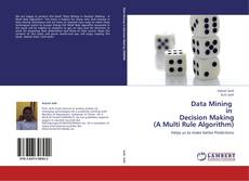 Bookcover of Data Mining   in   Decision Making  (A Multi Rule Algorithm)