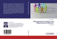 Обложка Management Functions and Organizational Behavior
