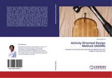 Buchcover von Activity-Oriented Design Method (AODM)