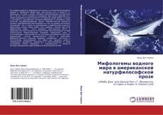 Copertina di Мифологемы водного мира в американской натурфилософской прозе