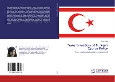 Bookcover of Transformation of Turkey's Cyprus Policy