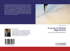 Bookcover of A survey of Sorting Algorithmics