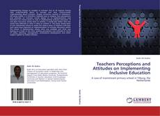 Обложка Teachers Perceptions and Attitudes on Implementing Inclusive Education