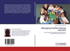 Managing Conflict Among Learners kitap kapağı