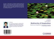 Bookcover of Biodiversity of Zooplankton