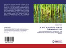 Buchcover von N and P Nutrition in Rain fed Lowland Rice