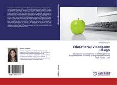 Copertina di Educational Videogame Design