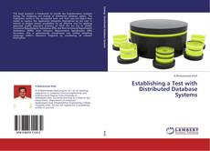 Portada del libro de Establishing a Test with Distributed Database Systems