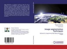 Buchcover von Image segmentation Techniques