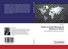 Portada del libro de Radio and the Menace of Malaria in Africa