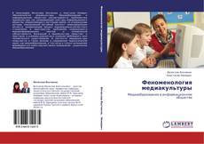 Bookcover of Феноменология медиакультуры