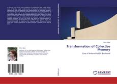 Capa do livro de Transformation of Collective Memory