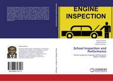 Buchcover von School Inspection and Performance