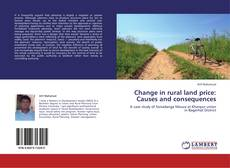 Borítókép a  Change in rural land price: Causes and consequences - hoz