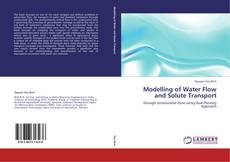 Modelling of Water Flow and Solute Transport的封面