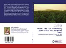 Capa do livro de Impact of CF on biodiversity conservation on lowland of Nepal