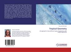Portada del libro de Tropical Geometry